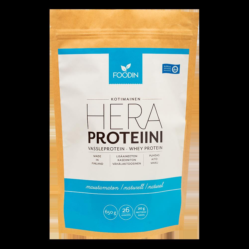 Heraproteiini, Maustamaton, 2,5kg