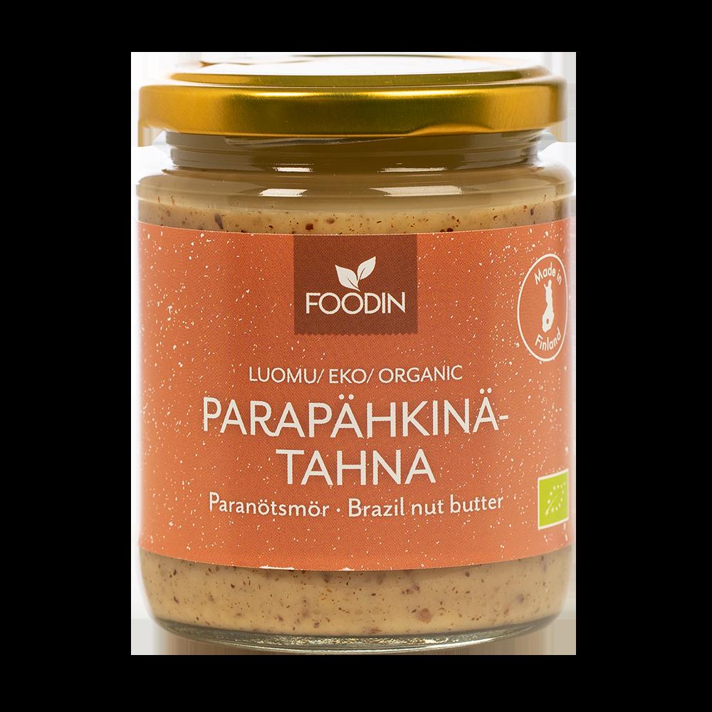 Parapähkinätahna, Luomu, Raaka, 250g