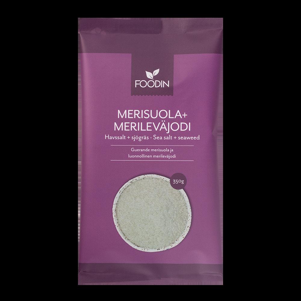 Merisuola+merileväjodi, 350g