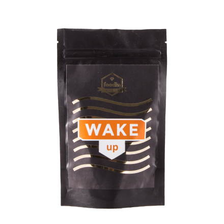 Hallussa – Wake Up -aamuvesi, 100g