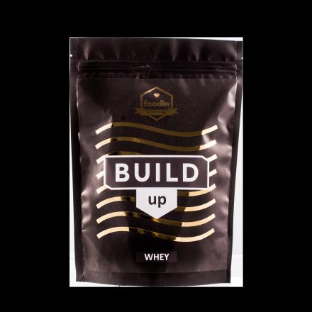 Hallussa – Build Up -palautusvesi, whey 500g