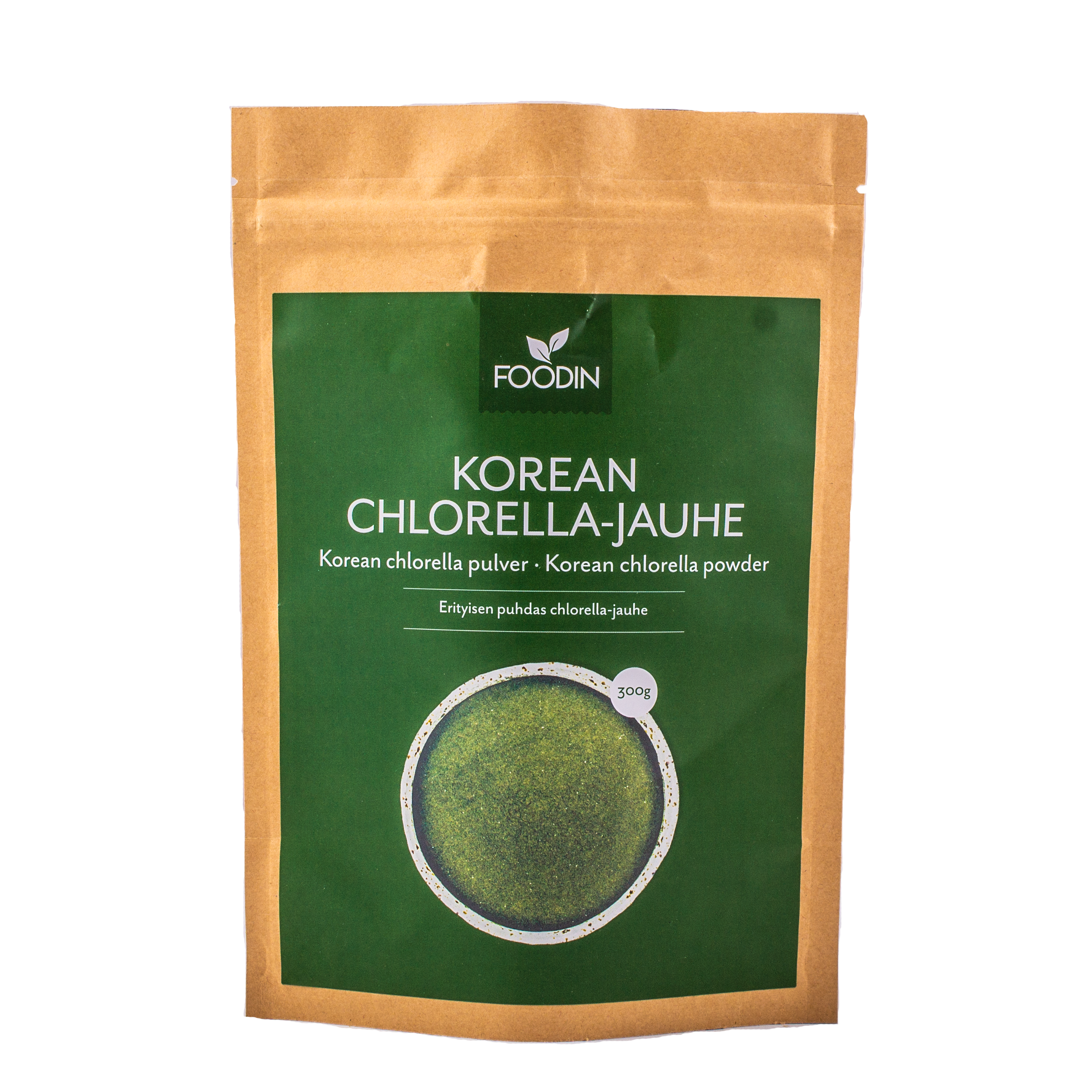 Korean Chlorella-jauhe, 300g