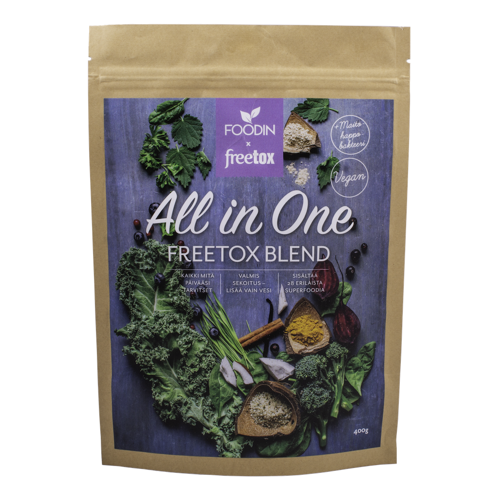 All in One, Freetox blend 400g