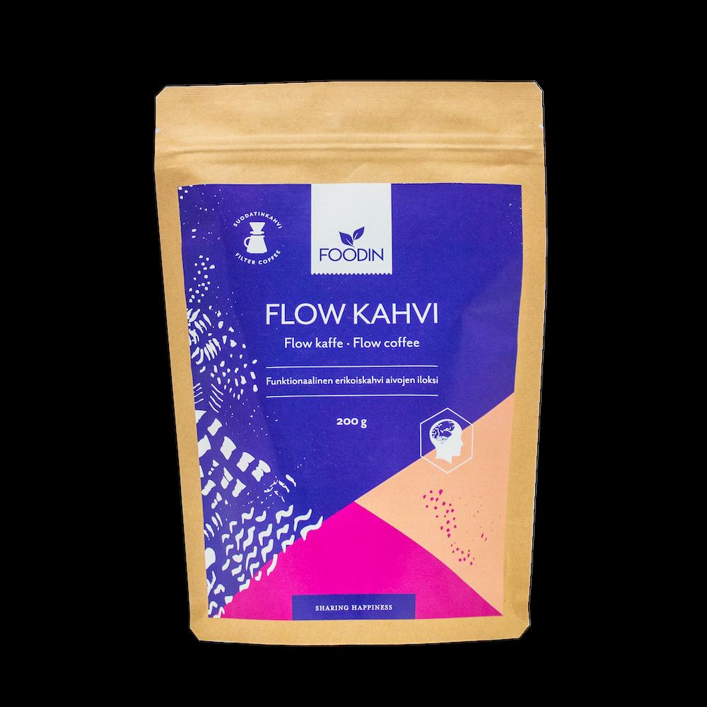 FLOW-kahvi, pienpaahtimon kahvi, 200g