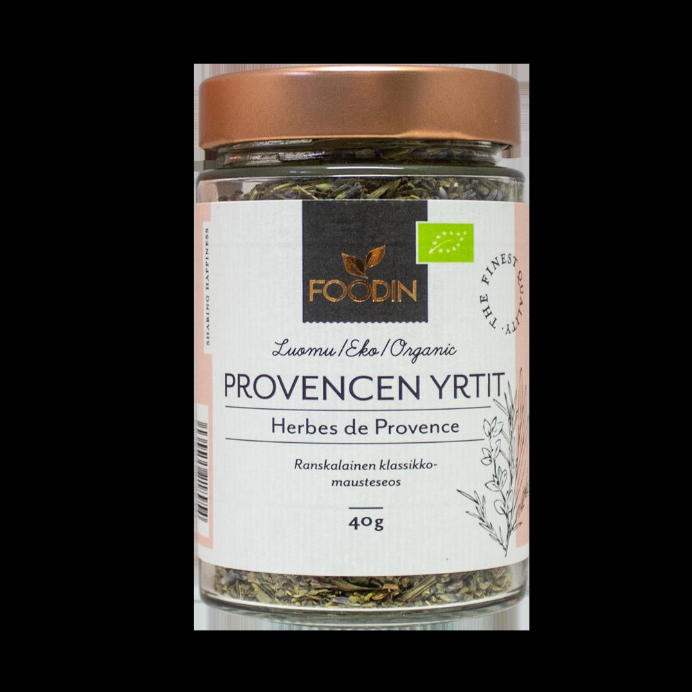 Provencen yrtit, luomu 40g